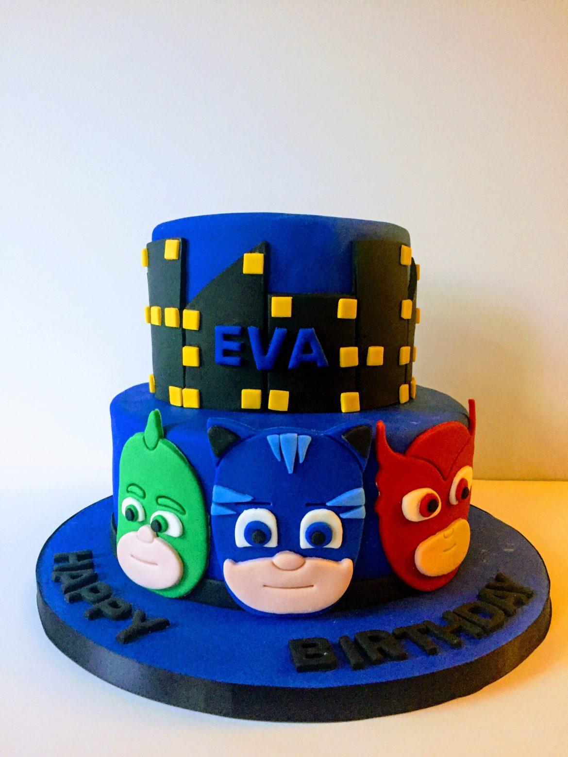 a pj mask cake   naijabakes