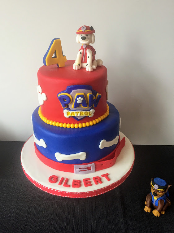 Paw Patrol Cake A Is Something Any 4 Year Old Boy